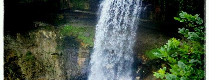Minnehaha Falls is one of Best Spots in Minneapolis, MN!.
