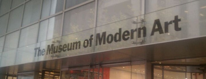 Museum of Modern Art (MoMA) is one of NYC to do.