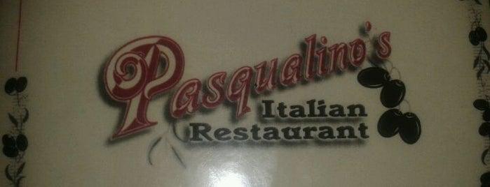 Pasqualino's is one of Lieux qui ont plu à Alda.