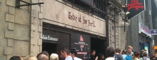 The London Dungeon is one of Best Things To Do In London.