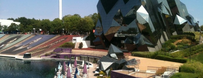 Futuroscope is one of Spots Checked!.