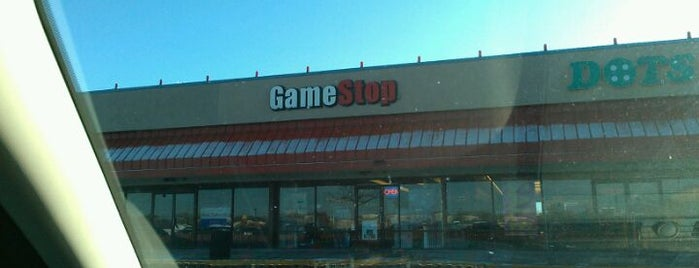 GameStop is one of Frequent.