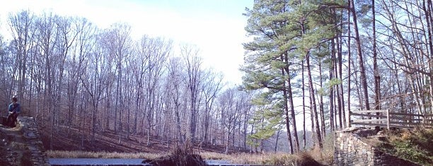Pocahontas State Park is one of richmond.