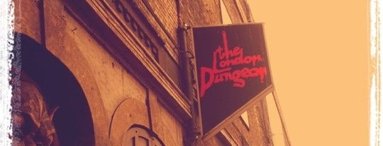 The London Dungeon is one of London Favorites.