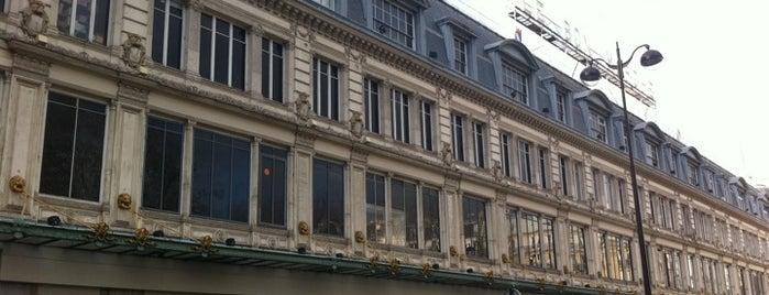 Le Bon Marché is one of Paris.