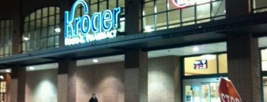 Kroger is one of Locais curtidos por Kimberly.