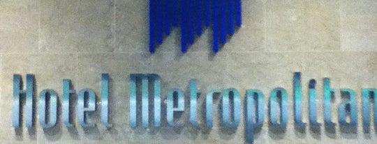 Hotel Metropolitan Takasaki is one of Locais curtidos por Mzn.
