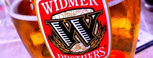 Widmer Brothers Brewing Company is one of Best Brewpubs of Portland.