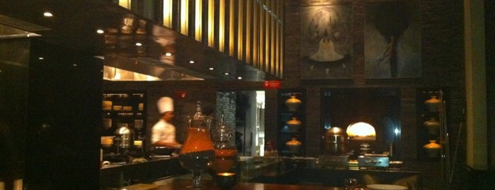The Setai Grill is one of Miami Restaurants.