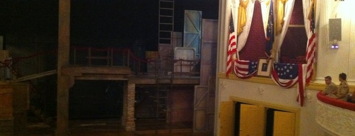 Ford's Theatre is one of Places that are checked off my Bucket List!.