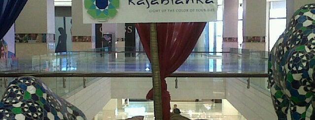 Kota Kasablanka is one of Jakarta. Indonesia.