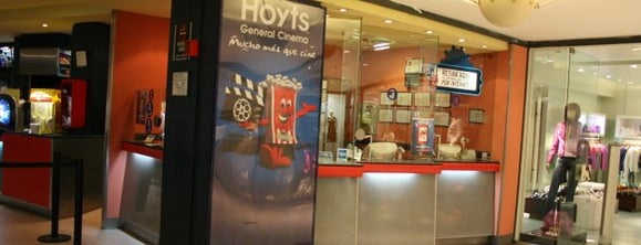 Hoyts is one of Cines de la Argentina.