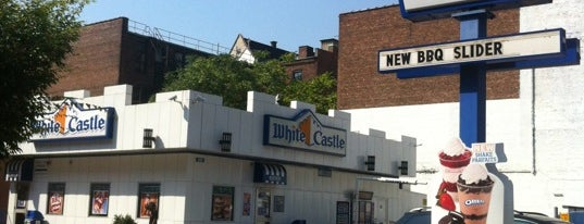 White Castle is one of NY - Tem q ir.