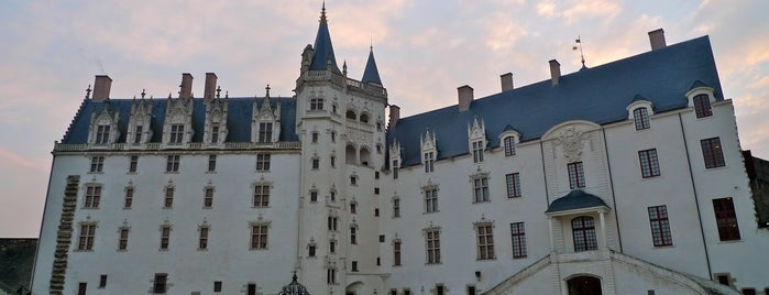 Castillo de los duques de Bretaña is one of Bienvenue en France !.