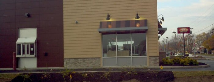 Tim Hortons is one of WNY Fireplace Hangouts.