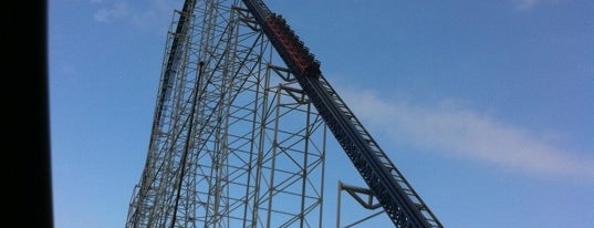 Millennium Force is one of Must Ride Roller Coasters.
