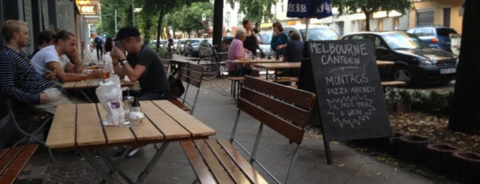 Melbourne Canteen is one of Berlin Sehr Gut.