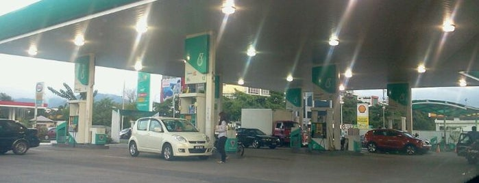 PETRONAS Station is one of Malaysia.