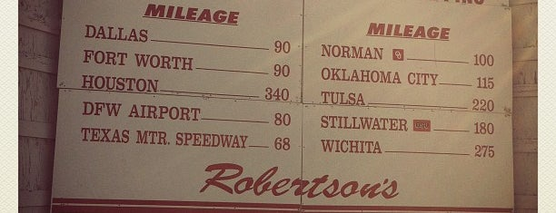 Robertson's Hams is one of Top Picks for Restaurants/Food/Drink Spots.