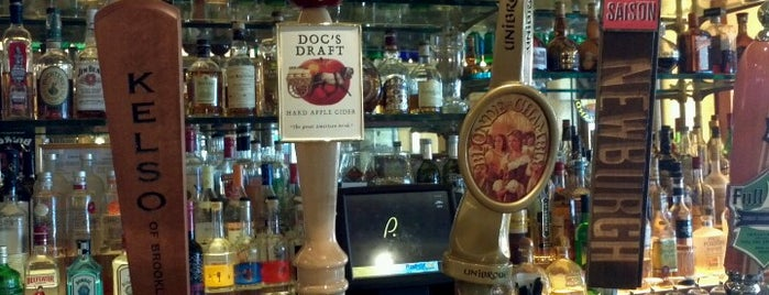 Cafe D'Alsace is one of NYC Craft Beer Week 2011.