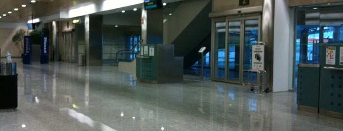 Aeropuerto de Santander - Seve Ballesteros is one of Airports in SPAIN.