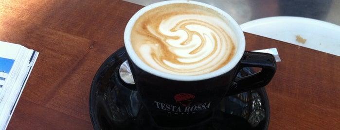 Testa Rossa is one of J : понравившиеся места.