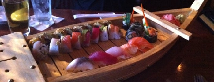 CRAVE American Kitchen & Sushi Bar is one of Restaurants.