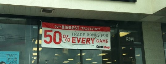 GameStop is one of Chicago.