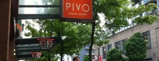 Pivo Crosstown Public House is one of Lieux sauvegardés par Angel.