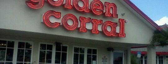 Golden Corral is one of Orte, die Isabella gefallen.