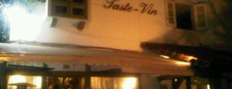 Taste Vin is one of BH by night best options.
