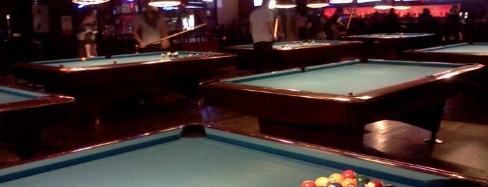 Break Bar & Billiards is one of Astoria-Astoria!.