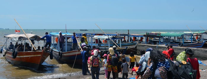 Tanjung pasir is one of Wisata Pulau di Kepulauan Seribu.