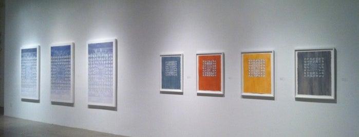 Museum of Contemporary Art of Georgia is one of Atlanta.