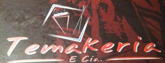 Temakeria & Cia is one of Restaurants in São Paulo.