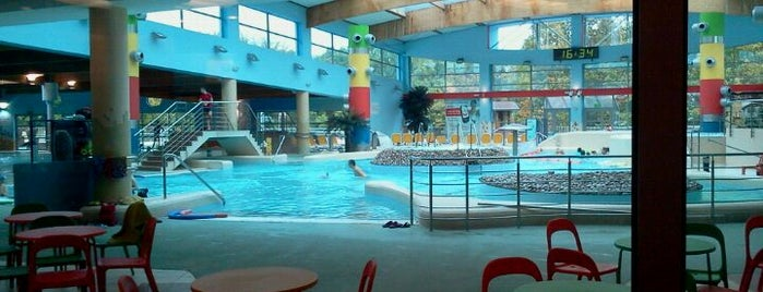 Aquapark is one of Lieux qui ont plu à Tomek.