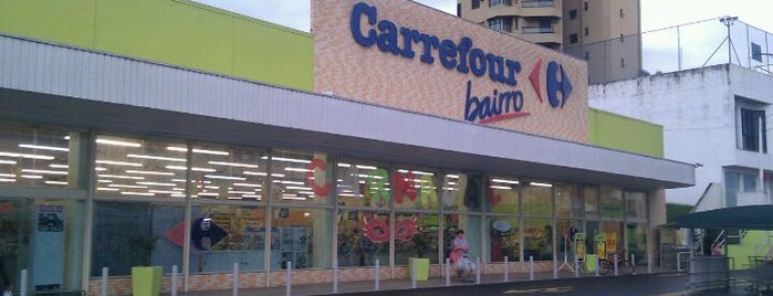 Carrefour is one of Posti che sono piaciuti a Pablo.