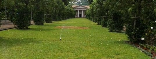 Jardin de l'état is one of À visiter à #LaRéunion (974).