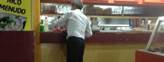 Restaurant El Taquito is one of Thania'nın Beğendiği Mekanlar.