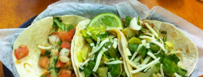 Hankook Taqueria is one of Let's Eat!.
