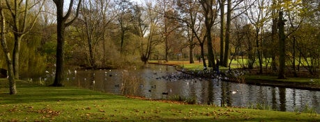 Oosterpark is one of The Nederlands.