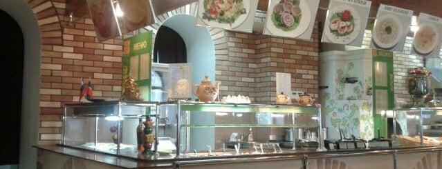 Галерея кухонь народов мира is one of Свежие «Ведомости» в заведениях КАЗАНИ.