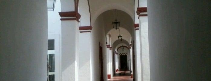 Centro Cultural El Refugio is one of Guadalajara, MX.