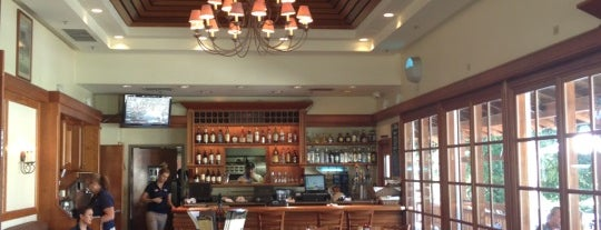 The Grill at Wente Vineyards is one of Orte, die John gefallen.