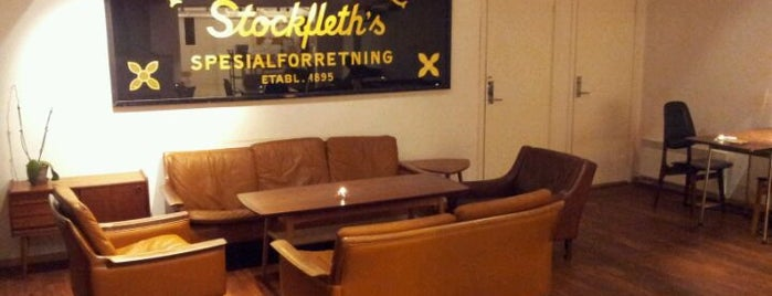 Stockfleths is one of Oslo calls.