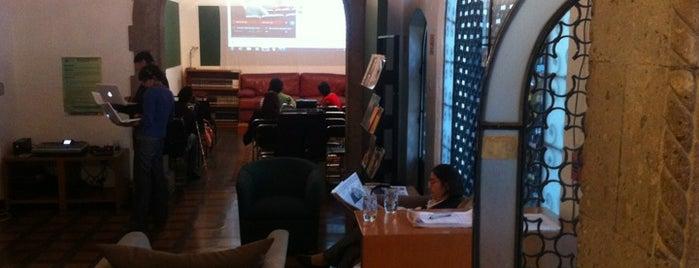 Centro de Creación Literaria Xavier Villaurrutia is one of 365 places for 2014.