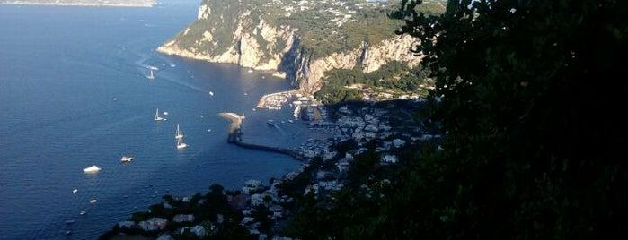 Capri, Napoli