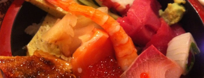 Kinchan Sushi is one of Favorite Local Kine Hawaii.