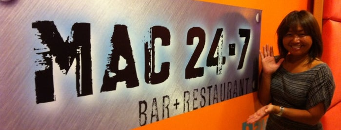 M.A.C. 24/7 is one of Oahu: The Gathering Place.