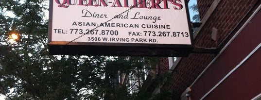 Queen Albert's Diner & Lounge is one of Karaoke.
